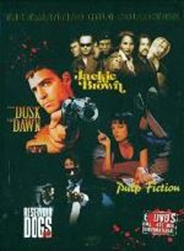 Tarantino Gold Collection - Limited Edition DVD Bild
