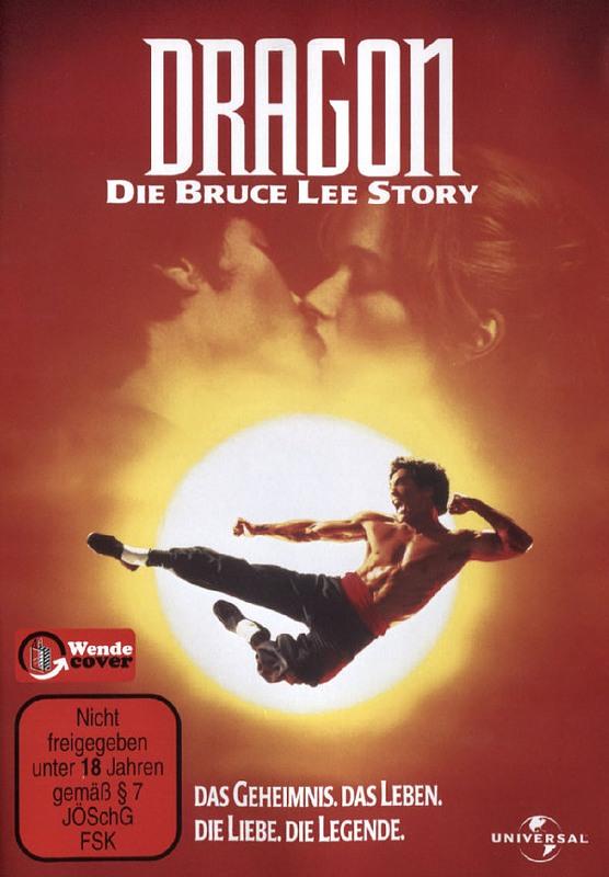 Dragon - Die Bruce Lee Story DVD Bild
