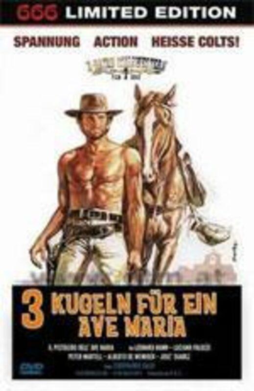 3 Kugeln für ein Ave Maria - Limited Edition DVD Bild