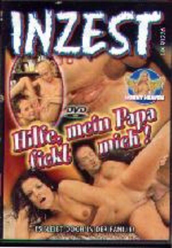 Inzest - Hilfe, mein Papa fickt mich DVD Bild