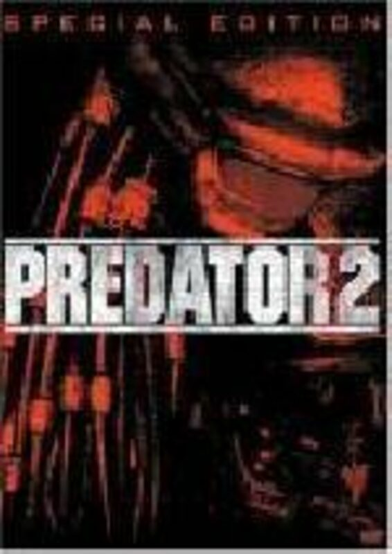 Predator 2 - Special Edition RC 1 DVD Bild
