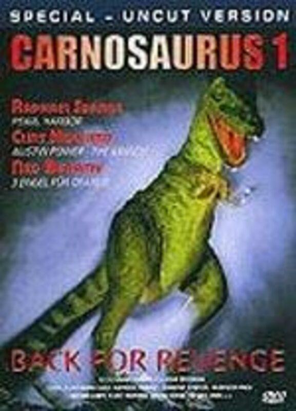 Carnosaurus DVD Bild