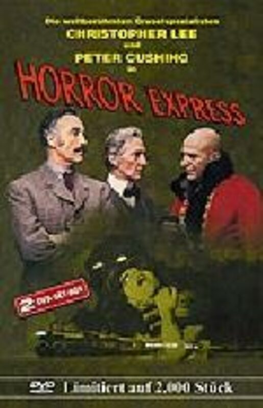 Horror Express - Limited Edition DVD Bild