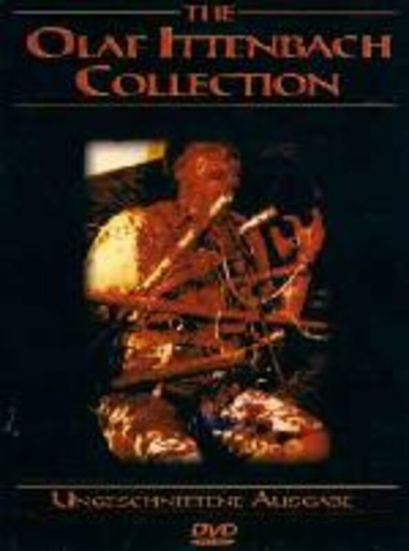 Olaf Ittenbach Collection - Limited Edition - Uncut DVD Bild