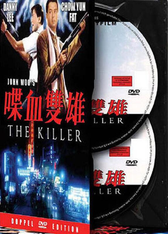 The Killer - Doppel Edition DVD Bild