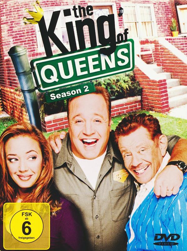 King of Queens - Season 2  [4 DVDs] DVD Bild