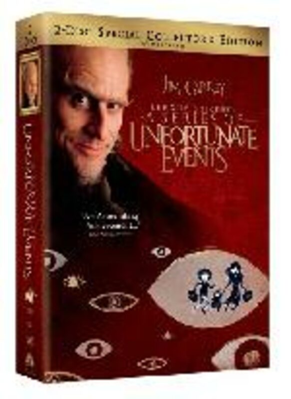 Lemony Snickets A Series Of Unfortunate Events - 2 Disc Special Edition RC 1 DVD Bild