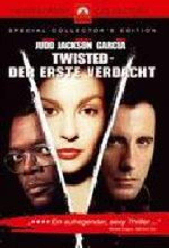 Twisted - Der erste Verdacht DVD Bild