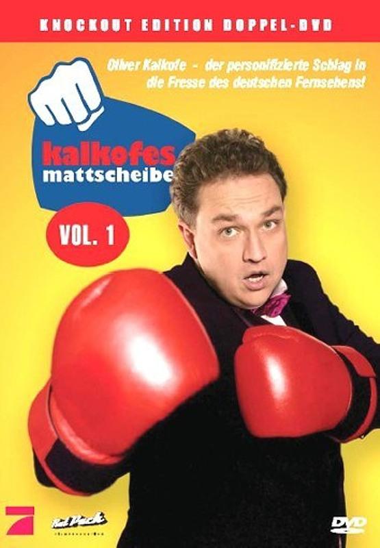 Kalkofes Mattscheibe Vol. 1  [2 DVDs] DVD Bild