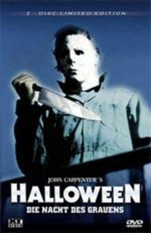 Halloween - Limited Edition (2DVDs) DVD Bild