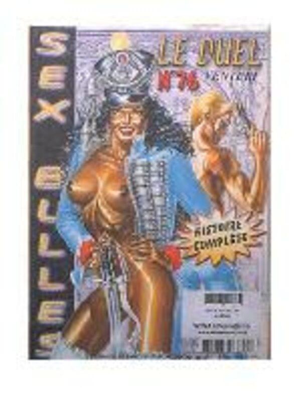 Sex Bulles 76 Comic Bild