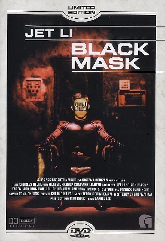 Black Mask DVD Bild