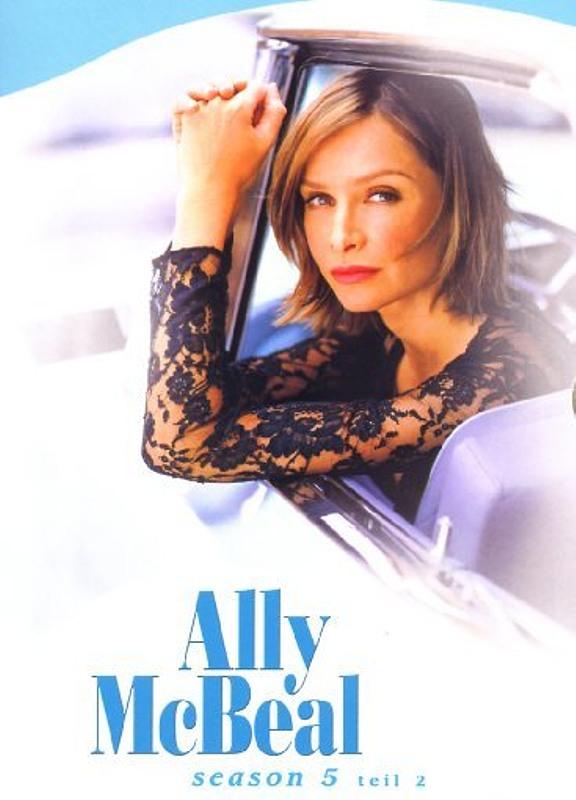 Ally McBeal - Season 5 - Box Set 2  [3 DVDs] DVD Bild