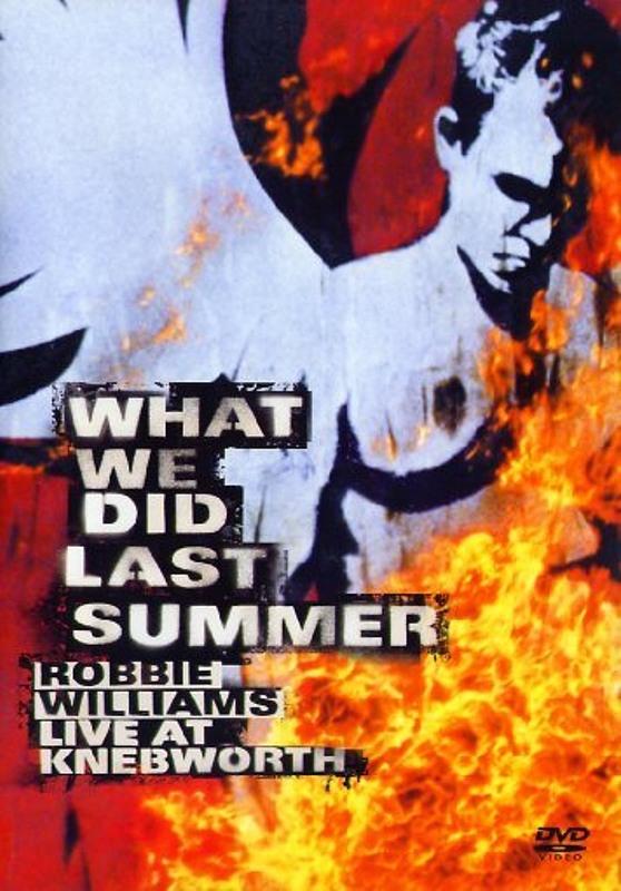 Robbie Williams-What We Did Last Summer [2 DVDs] DVD Bild