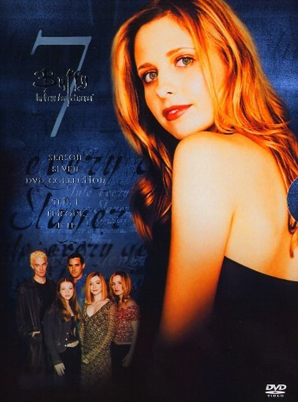 Buffy - Season 7/Box Set 1 (Ep.1-11)  [3 DVDs] DVD Bild