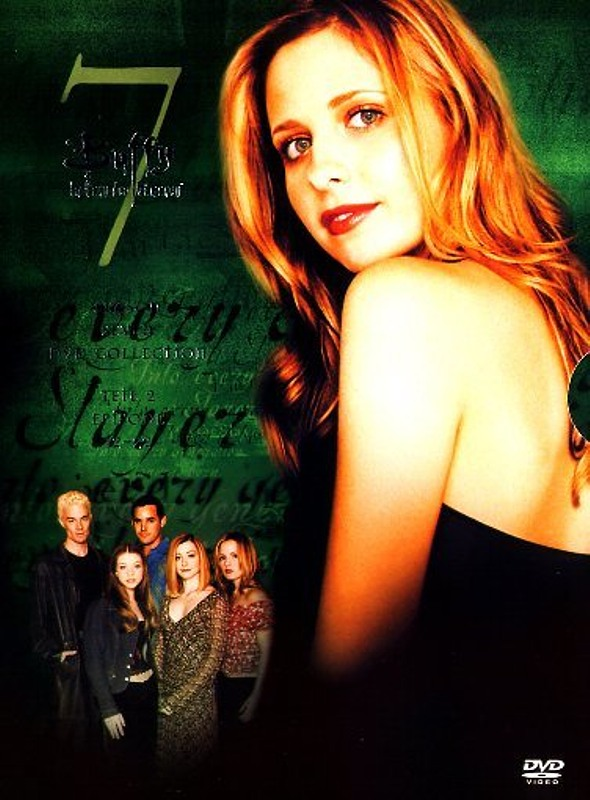 Buffy - Season 7/Box Set 2 (Ep.12-22)  [3 DVDs] DVD Bild