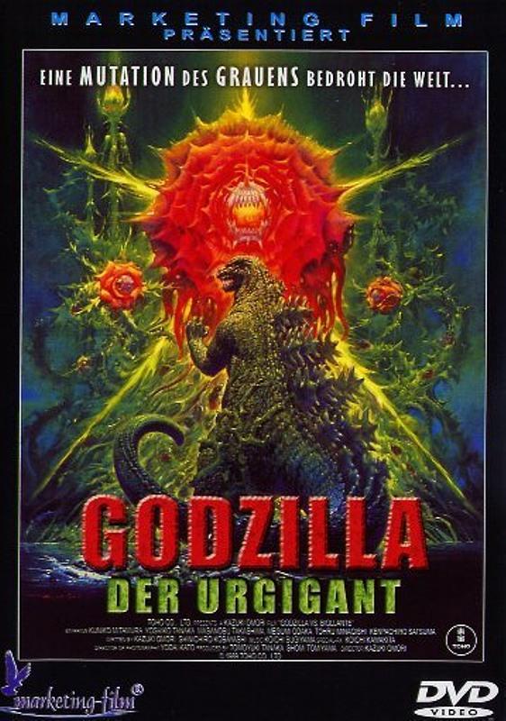 Godzilla - Der Urgigant DVD Bild