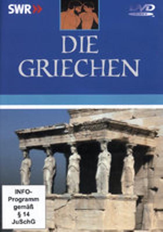 Die Griechen DVD Bild