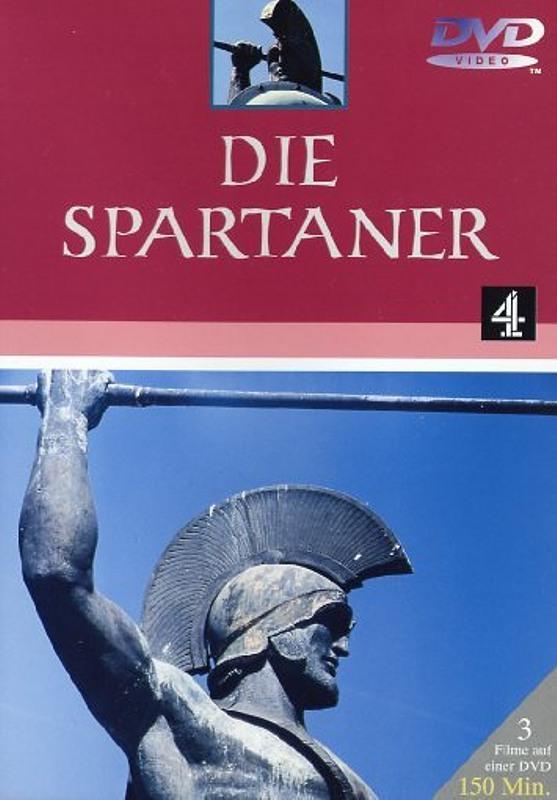 Die Spartaner DVD Bild