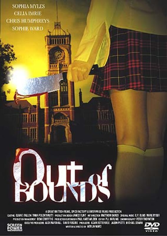 Out of Bounds DVD Bild