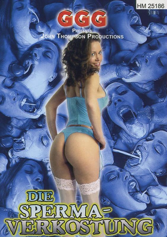 GGG - Die Sperma-Verkostung DVD Bild