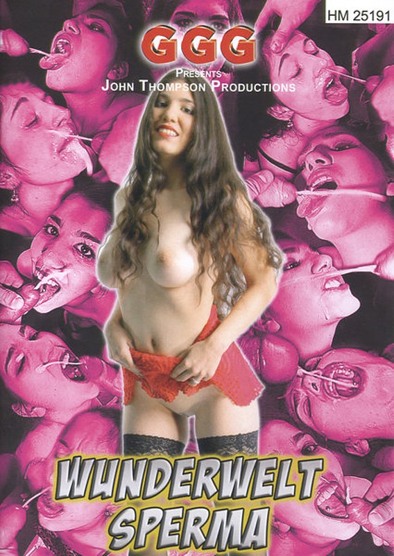 GGG - Wunderwelt Sperma DVD Bild