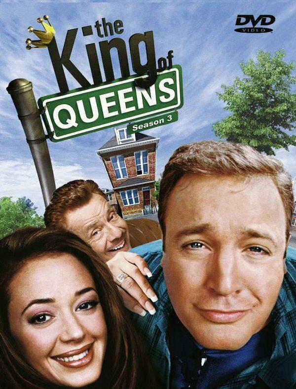 King of Queens - Season 3  [4 DVDs] DVD Bild
