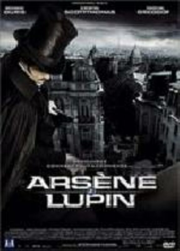 Arsène Lupin FR DVD Bild