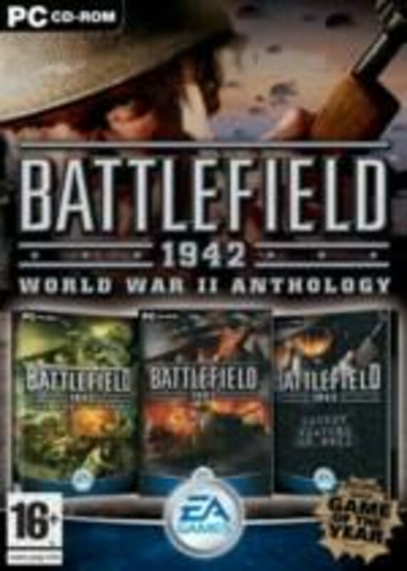 Battlefield 1942 - World War II Anthology UK PC Bild