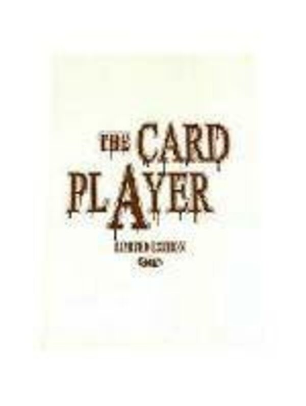 The Card Player - Limited Edition Holzbox DVD Bild