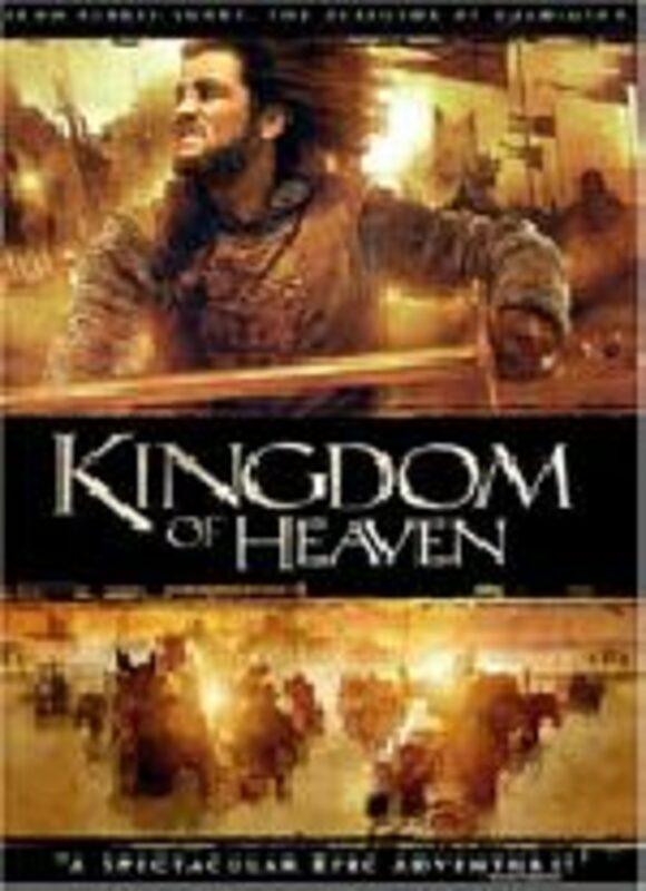 Kingdom Of Heaven - Widescreen Edition (2 Disc Set) RC1 DVD Bild