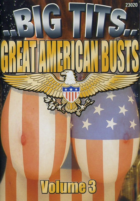Big Tits - Great American Busts 3 DVD Bild