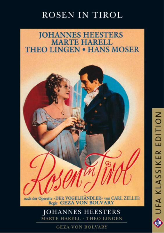 Rosen in Tirol DVD Bild