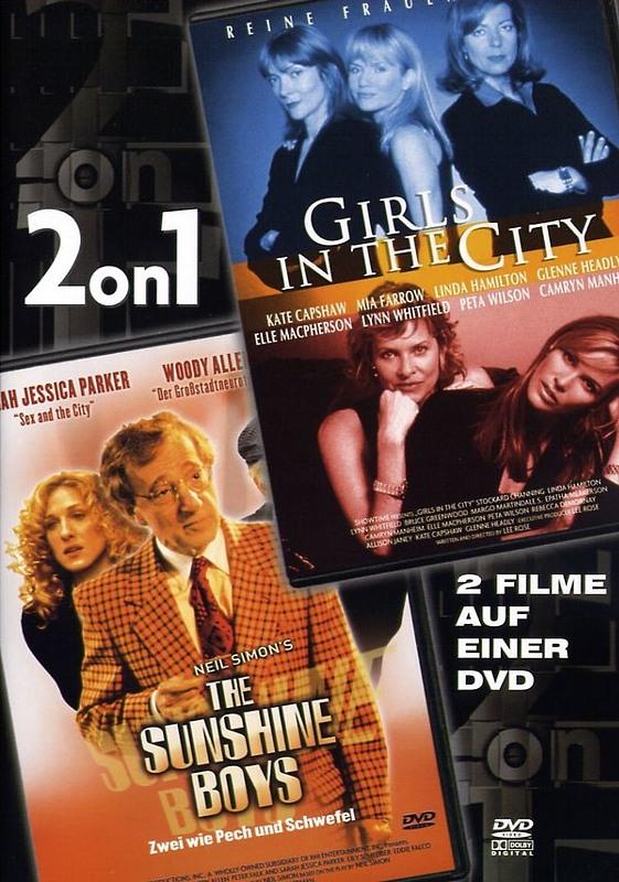 Girls in the City/The Sunshine Boys  [2 DVDs] DVD Bild