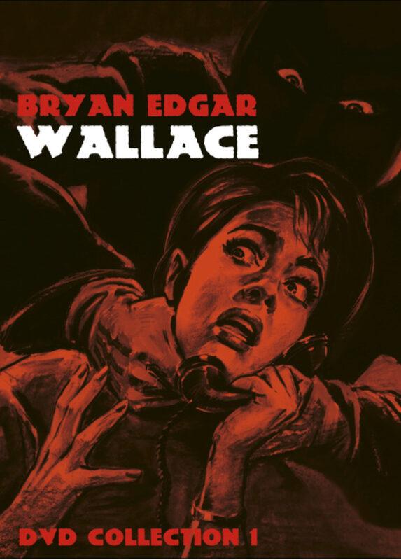 Bryan Edgar Wallace DVD Collection 1 (3 DVDs) DVD Bild