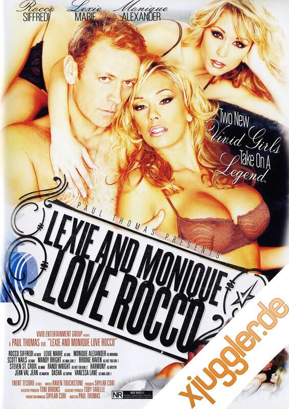 Lexie Monique Love Rocco DVD Bild