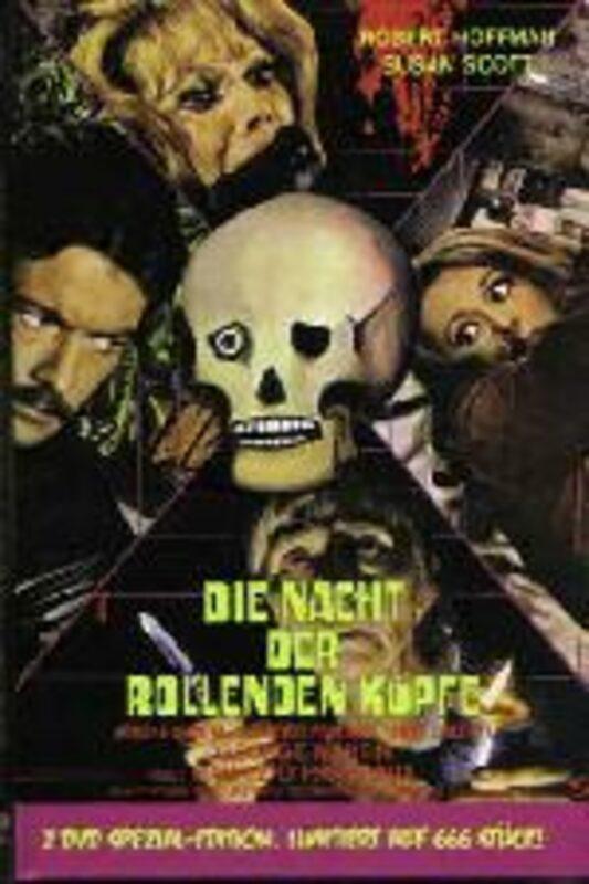 Die Nacht der Rollenden Köpfe - 2 Disc Limited Edition DVD Bild