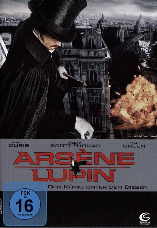Arsene Lupin DVD Bild