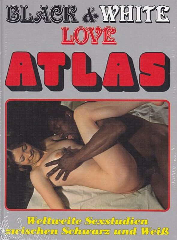 Black & White Love Atlas Buch Bild