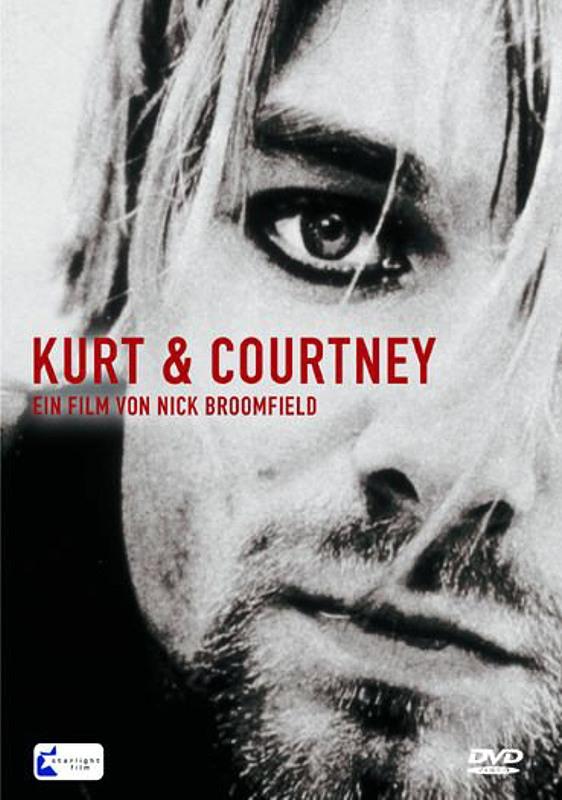 Kurt & Courtney - Wie starb Kurt Cobain... (OmU) DVD Bild
