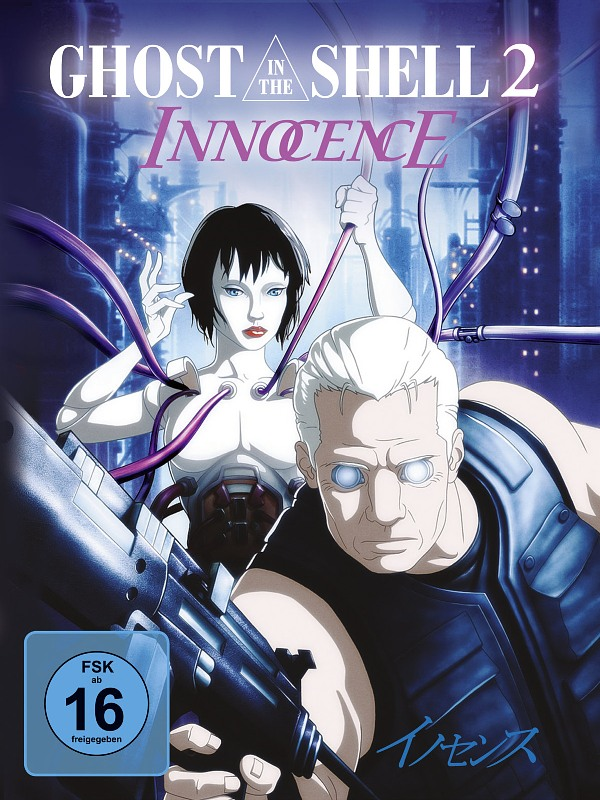 Ghost in the Shell 2 - Innocence DVD Bild