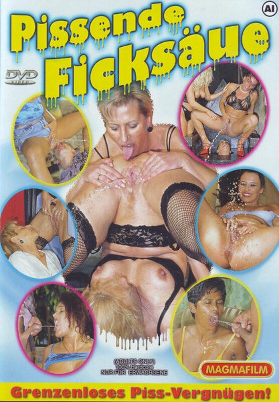 Pissende Ficksäue DVD Bild