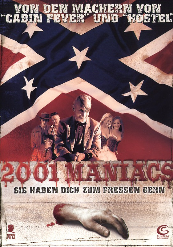 2001 Maniacs DVD Bild
