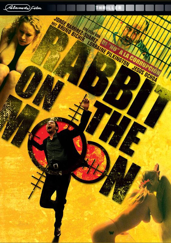 Rabbit on the Moon DVD Bild