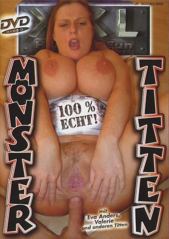 Monster titten porno