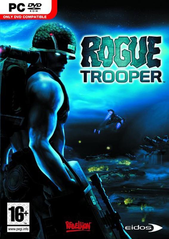 Rogue Trooper (RUS/ENG/RePack) .