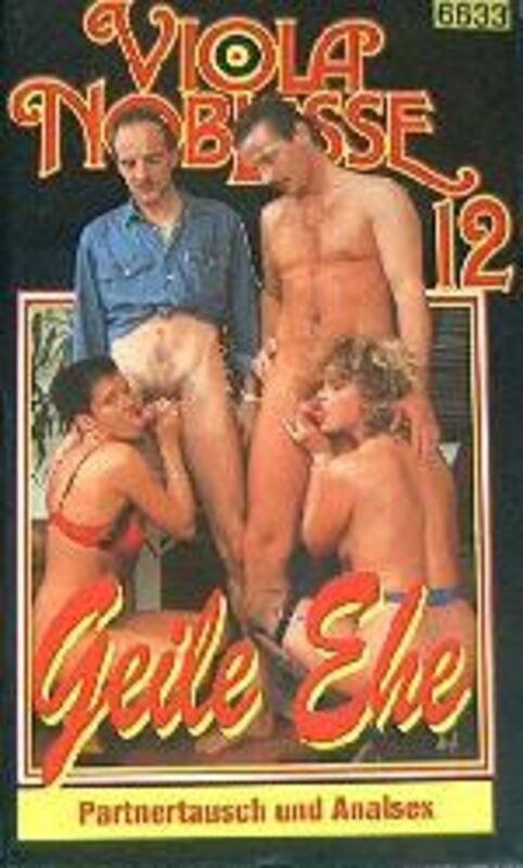 Viola Noblesse 12 - Geile Ehe VHS-Video Bild