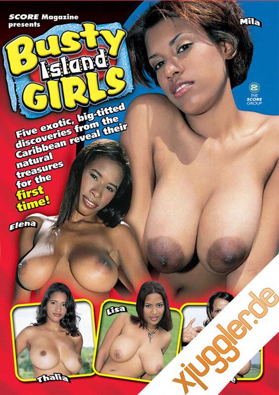 Busty Island Girls DVD Bild