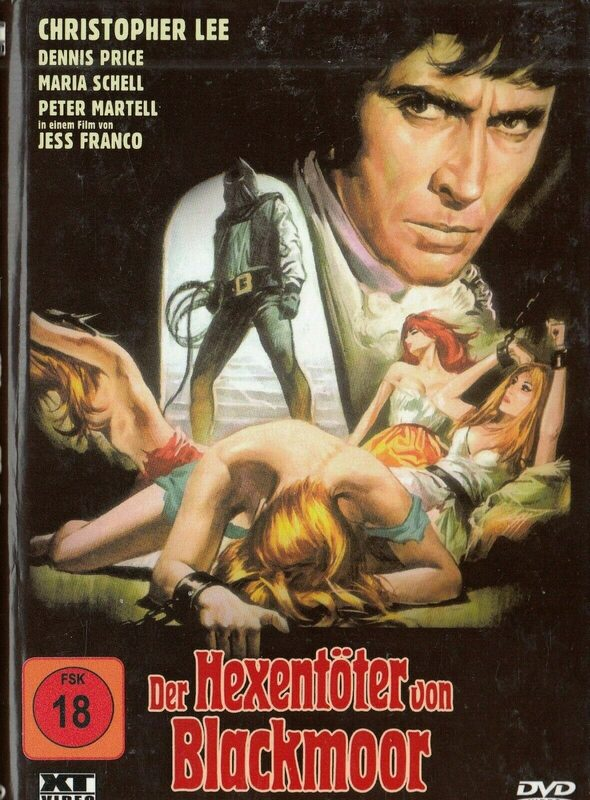 Der Hexentöter von Blackmoor DVD Bild