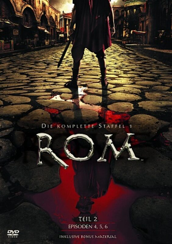 Rom - Season 1 - Vol. 2 DVD Bild